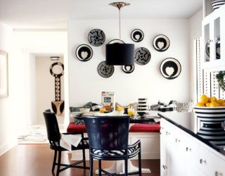Decorate With Bold Patterns Bright Color Decorating