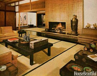 1960S Interior Design Extraordinary 1960S Furniture Styles Pictures  Interior Design From The 1960S Design Ideas