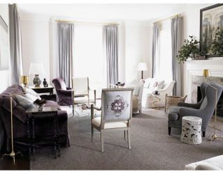 dressy classy living room