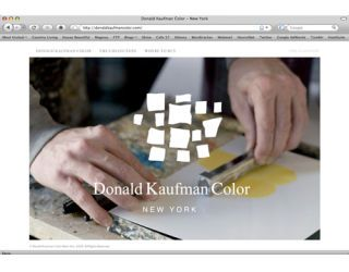 donald kaufman web site