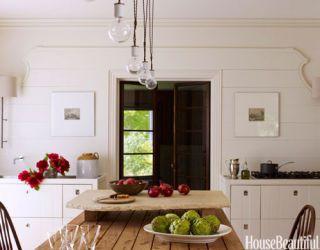 gable wall design kitchen