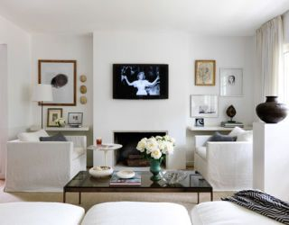 Living Room Style Photos How To Design Living Room - White-living-room-style