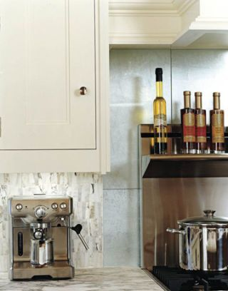 marble, kitchen