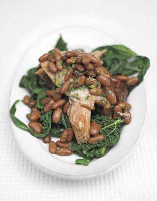 slow-roasted pork dish