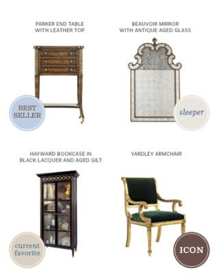 furniture collection from designer lillian august