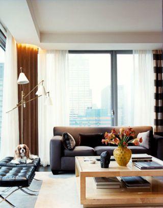 Cosmopolitan Apartment New York Andrew Halliday David
