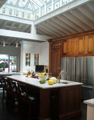 kitchen in rockefeller plaza