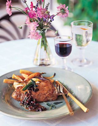 This Mediterranean-influenced veal dish is sure to impress any dinner guest.