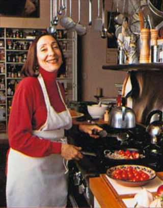 joyce in the kitchen