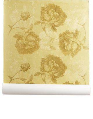 rose wallpaper in yellow
