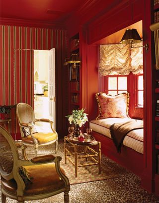 Red And White Decor Romantic Decorating Ideas