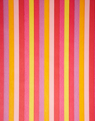 close up look at striped wallpaper
