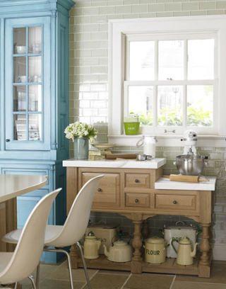 freestanding dresser and pot board dresser