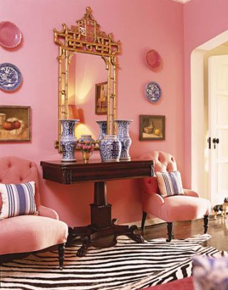 Outrageous Paint Colors - Bold Colors
