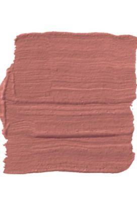 Light Reddish Pink Paint Swatch