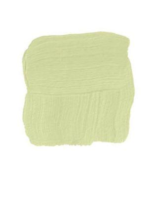 light green paint swatch