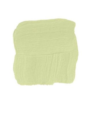 light green paint swatch