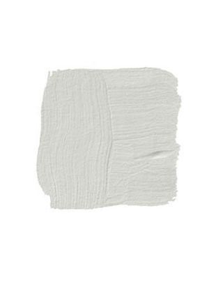 light gray paint swatch