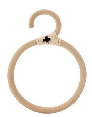 rattan hanger ring