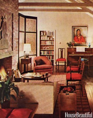 1960S Living Room Delectable 1960S Furniture Styles Pictures  Interior Design From The 1960S Design Ideas