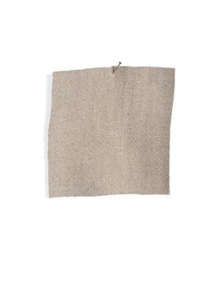 light brown fabric swatch