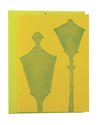 lamppost cards
