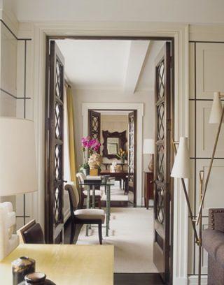 doors in rooms