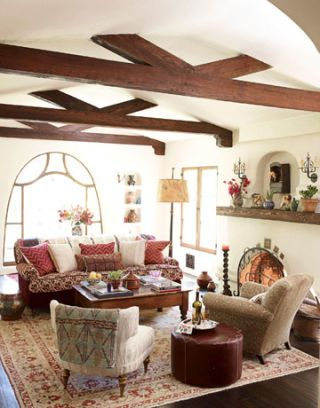 Spanish Style House Makeover By Kathryn Ireland