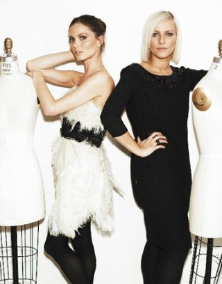 georgina chapman and keren craig marchesa designers