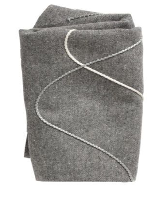 gray flannel wool