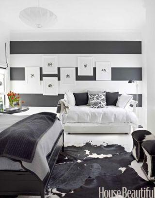 paint horizontal stripes