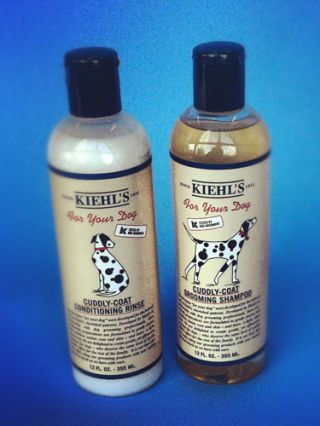 kiehl's dog shampoo and conditioner