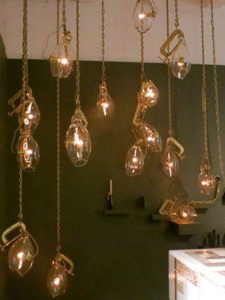 lindsey adelman glass globes lighting