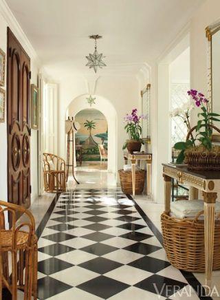 Interior design, Floor, Wood, Room, Flooring, Flowerpot, Ceiling, Hardwood, Interior design, Basket,