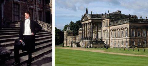 Live Like Mr. Darcy In The Massive Estate That Inspired Jane Austen's Pride And Prejudice