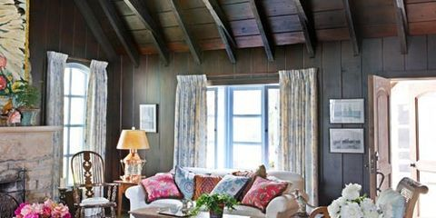 from a barn kitchen to a fishing cottage living room here are rustic decorating ideas perfect for cool fall weather