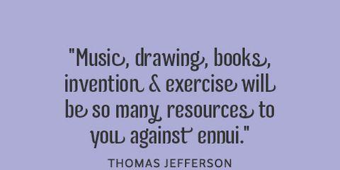 Thomas Jefferson Ennu Quote