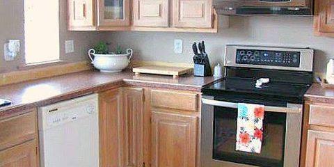 Trust Us: This Makeover Will Make You Paint Your Kitchen Cabinets White