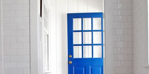 9 Designers' Bold Painted Floors
