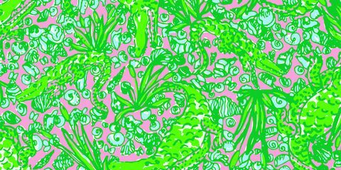 The Most Popular Lilly Pulitzer Prints From the Past