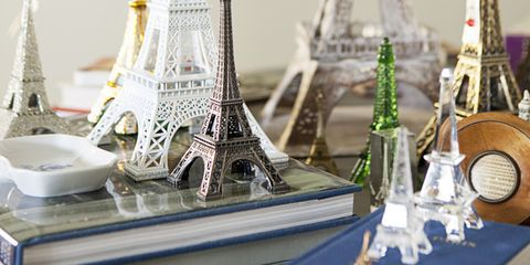 Paris Decorating Style