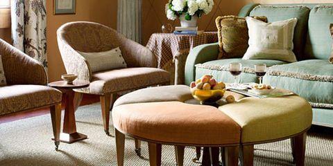 Rome Apartment Interior Design - Italian Home Decor