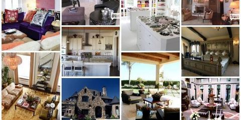 The 10 Best Real Housewife Homes EVER