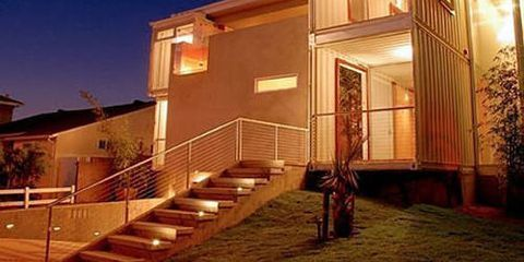 25 Shockingly Great-Looking Homes Made From Shipping Containers