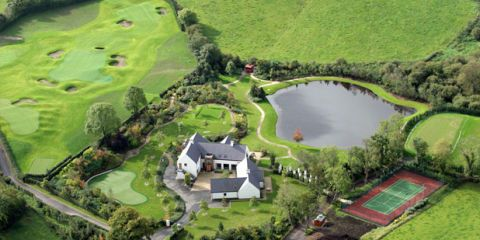 Rory Mcilroy House Robinhall House