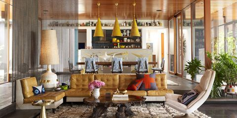 12 Hamptons Living Rooms So Good, You May Want to Skip the Beach