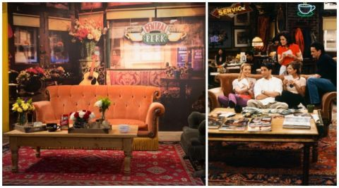 The One Where Friends Central Perk Is Brought To Life