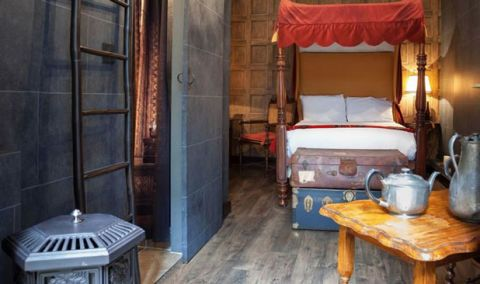This is the Harry Potter-Themed Hotel of Every Muggle's Dreams