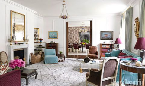 Moroccan Rug Trend - Rooms With Moroccan Rugsp