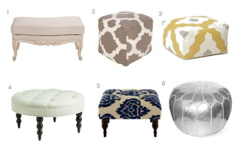 Ottomans On Sale Weekly Design Deals February 40 40 Magnificent Poufs On Sale
